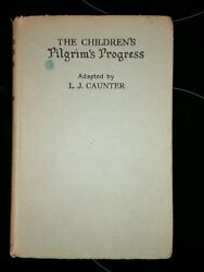 The Children's Pilgrims Progress Adapted By L. J. Canter 3rd Impression
