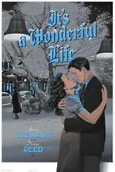 It's A Wonderful Life Laurent Durieux Limited Edition Variant Print Very Rare