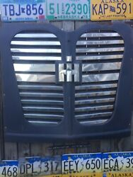 International Harvester 50andrsquos 60andrsquos Step Van Delivery Truck Grille.andnbsp