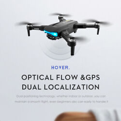 Foldable Drone 5g Wifi Gps 6k Uhd Positioning 4-channel 6-axis Gyroscope 3-level