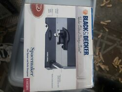 Black And Decker Spacemaker Electric/can Bottle Opener And Knife Sharpener C085bm