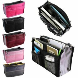 Large Organizer Toiletry Cosmetic Bag Travel Makeup Storage Case Box Container $6.57
