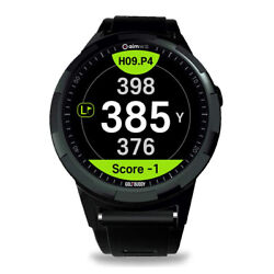 Golfbuddy Aim W10 Smart Golf Gps Watch Used