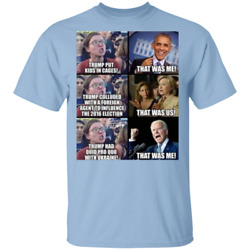 T-shirt Liberal Tyrants Blame Others For What They Do Obama Joe Biden Hillary...