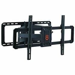 Echogear Full Motion Tv Wall Mount For Big Tvs Up To 90 Tvs - Smooth Swivel Ti