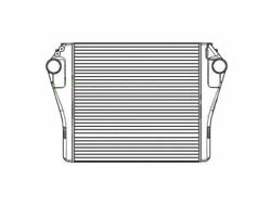 Fits A 2007-2010 Volvo Vhd104f Series Charge Air Cooler With Bar And Plate