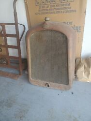 Marmon 1926 Or 27 Radiator Shell And Lead Core