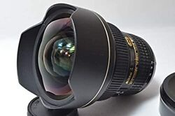 Nikon Af-s Nikkor 14-24mm F/2.8g Ed Full Fx Ed As If Swm M/a Size Support Used