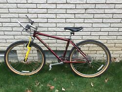 Trek 970 Single Track Mountain Bike 16.5andrdquo 24 Speed Local Pick Up Only