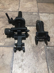 M2 Tripod Tande Device With Connector And Pintle Gooseneck Nos For M60 Or M1919