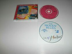 The Moody Blues Days Of Future Passed 5.1 High Resolution Dts Cd + Free Dvd Oop