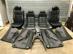 Bmw 6 Series E64 Complete Convertible Interior Door Cards And Trims