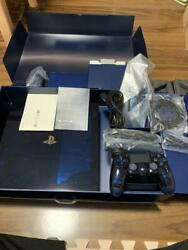Sony Playstation 4 Pro Console 500 Million Limited Edition From Japan F/s Rsmi