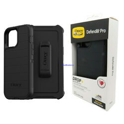 Otterbox Defender Pro Series Case w Holster Clip for iPhone 12 Pro Max 6.7quot; $24.99