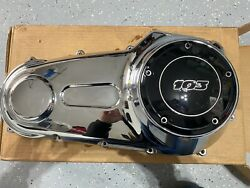 Harley-davidson Oem Chrome Primary Cover 06-17 Dyna And 2007-2017 Softail D11-0298