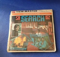 Sealed B591 Search Franciosa Meredith Tv Show View-master Reels Showtime Packet