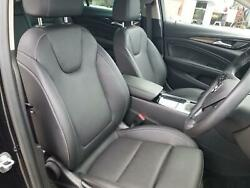Mk2 Vauxhall Insignia B Complete Interior Black Leather Seats With Door Cards