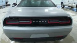 Trunk/hatch/tailgate Without Spoiler Fits 15-17 Challenger 995593