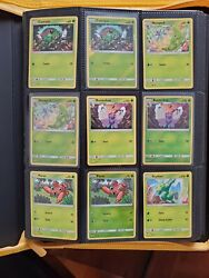 Pokemon Hidden Fates Complete Set Nm/mint All Base Cards Holos And Shiny Vault