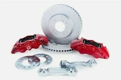 Alcon Bkf1559be11 6-piston Front Brake Kit 09-21 Ford F-150 And Raptor