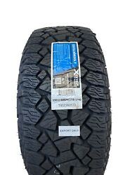 4 Four New Gladiator X-comp A/t - Lt33x12.50r20 Tires 33125020 33 12.50 20