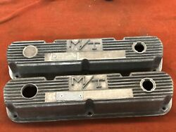 Cuda Challenger Dart Charger Road Runner Duster 360 340 M/t Holley Valve Cover