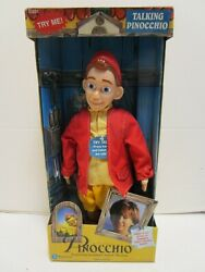 Equity Toys Talking Pinocchio With Jonathan Taylor Thomas Poster Still Talks