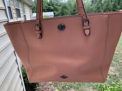 large used womans coach leather tote handbags $85.00