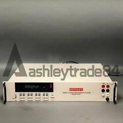 Keithley 2750 Multimeter Switch System Integra Series