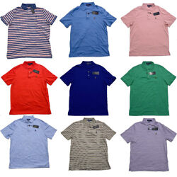 Menand039s Soft Touch Cotton Polo - Classic Fit M L Xl Xxl - Nwt