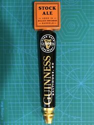 Guinness Beer Stock Ale Tap Handle