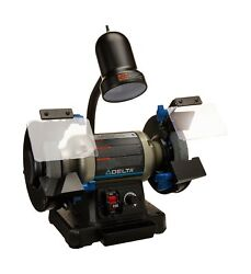 Delta Power Tools 23-196 6-inch Variable Speed Bench Grinder 6 Inch