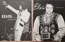Elvis Trough My Lens 1974 And A Legend In His Own Time 1976 S Shaver 16 Pg Sealed