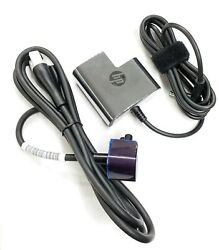 New Genuine Hp Envy X360 15 15t 15m 15z M6 Convertible Power Adapter Charger 45w