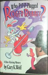 Who P-p-p-plugged Roger Rabbit A Hare-raising Mystery By Gary K. Wolf Hardcover