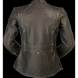 Z1r Womenand039s Chimay Jacket - Brown - 3w 2813-1007