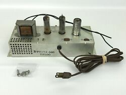 Rca Victor Orthophonic High Fidelity 6-hf-5 Mid Century Record Player Amplifier