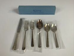 Wm Rogers Silver Reinforced Plate Aa Is 8 Settings Of 6 Pieces + 6pc Hostess Set