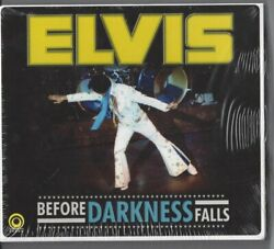 Elvis Before Darkness Fall 26 August 1973 D.s And M.s 2 Cds Digipack Sealed Rare
