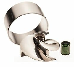Solas Sea Doo 300hp Impeller And Stainless Wear Ring 13/18 Rxpx Rxtx Gtx 2016-2020