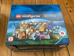 New Lego 71028 Harry Potter Collectible Minifigures Sealed Case Of 60 Series 2
