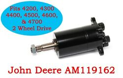 John Deere Steering Valve Replaces Am119162 For 4200, 4300, 4400, 4500, 4600 2wd