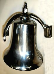 Large Early Original Fire Truck Bell American Lafrance Seagrave Ahrens Fox