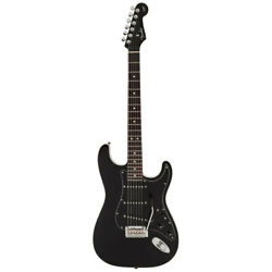 160327 Fender Made In Japan Aerodyne Ii Stratocaster Sss Rw Blk Electric Guitar