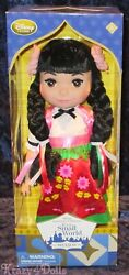 Disney Animators' Collection It's A Small World Singing Mexico Doll