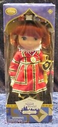 Disney Animators' Collection It's A Small World Singing England Doll