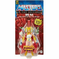 Masters Of The Universe Origins She-ra Wave 3 Action Figure Motu