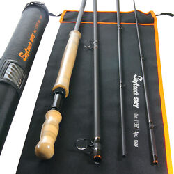 Maxcatch Two-handed Spey Rods 8wt/9wt/10wt 13.5and039/14and039/15and039 Fast Action