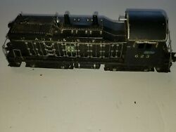 Vintage Lionel 623 A.t.and S.f Sante Fe O Scale Diesel Switcher Train Locomotive