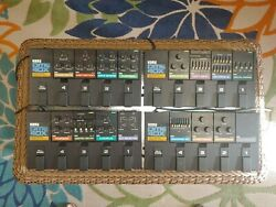 Complete 16 Modules Korg Pme-40x Modular Effects System Analog Synthesizer